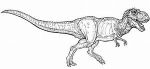 t rex coloring pages - fun learn free worksheets for kid jurassic world free