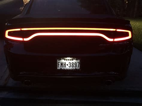 smoked tail lights  side markers srt hellcat forum