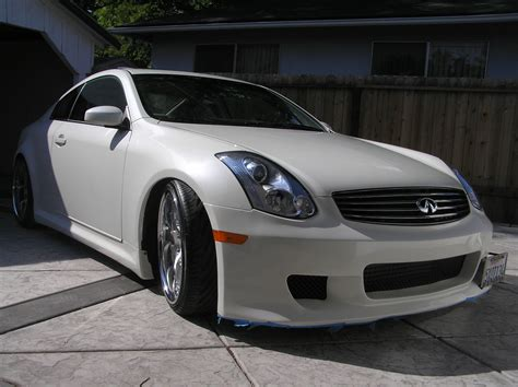 Z-car Blog » 2007 Infiniti G35 Coupe Supercharged