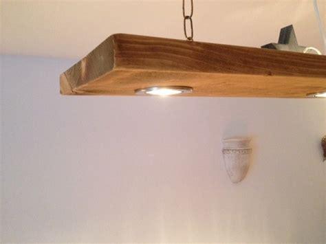 Lade A Sospensione Cucina by Deckenlen Deckenleuchte Holz Quot Tim Quot Ein