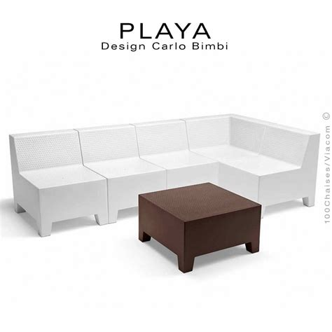 banquette ext 233 rieur modulable d angle playa structure