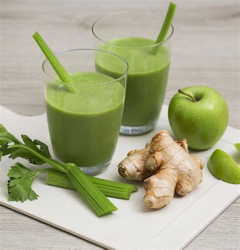 cuisines smith green apple celery smoothie recipe all4recipes