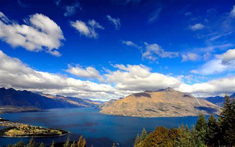 Lake Wakatipu In New Zealand Desktop Wallpapers 600x1024