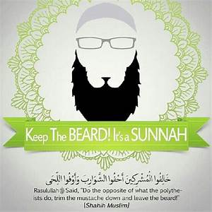 The Beard In Is... Beard In Islam Quotes
