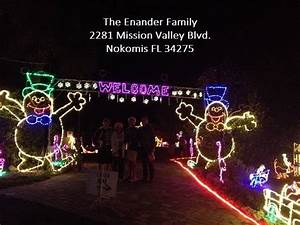 Christmas Tree Lights Blinking How To Stop Merry Christmas From Nokomis Fl