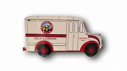 Milk Truck Hood Er Fill Signs