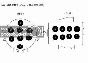 Obd0 To Obd1 Distributor Color Code