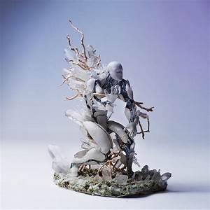 Assemblage Sculpture Artist Garret Kane - ArtPeople.Net