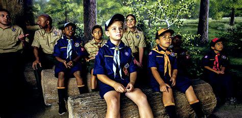 cub scout advancement boy scouts  america  beard