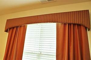 Upholstered Cornice Board And Fully Lined Drapery Panels