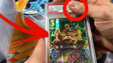 worlds  psa graded dragon ball super card game