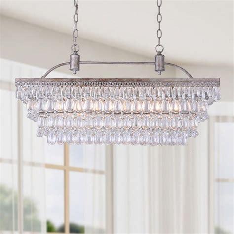 rectangular lantern chandelier best 25 rectangular chandelier ideas on