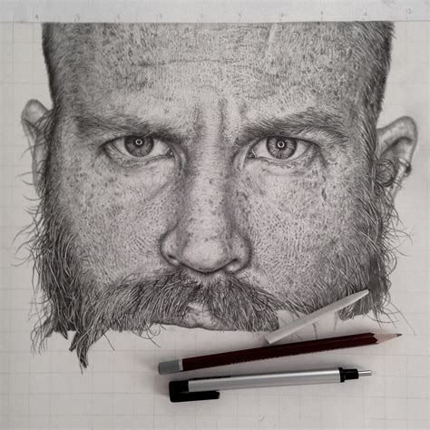 Amazing Photorealistic Graphite Drawings By Monica Lee