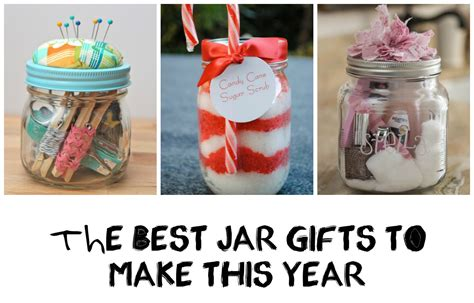 gifts to make the best jar gifts to make this year splendry