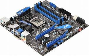 Msi Reveals Three New Lga1155 Motherboards