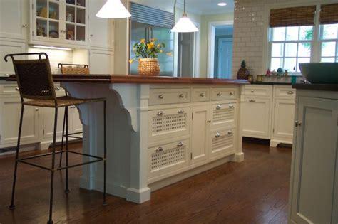 handmade kitchen island three mistakes to avoid when installing custom kitchen