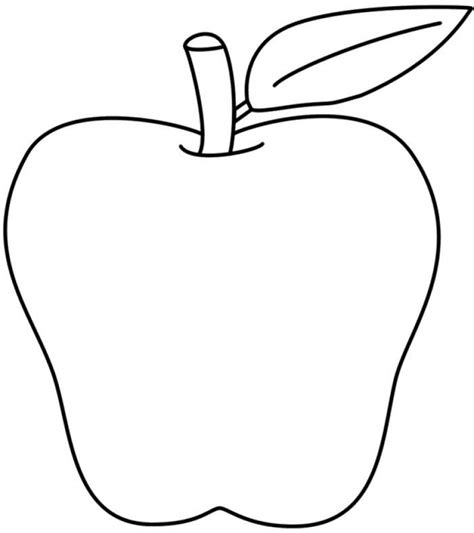apple coloring pages  print rkj
