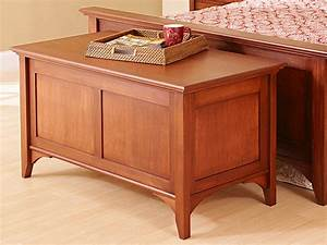 Traditional Blanket Chest Woodworking Plan from WOOD Magazine