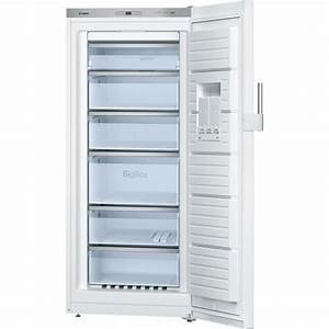 BOSCH GSN51AW31 Conglateur Armoire 286L Froid