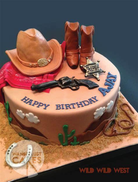 wild wild west cake  wanderlust cakes cakesdecor