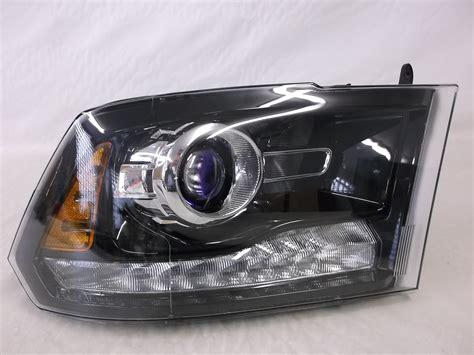 oem 2013 2014 2015 dodge ram 1500 2500 projector passenger side headlight l ebay