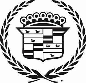 Cadillac Logo Clip Art (18+)