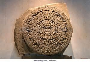 Aztec Calendar Stone Mexico City