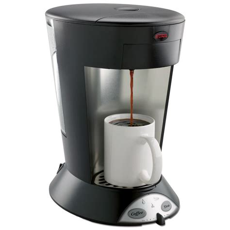 We came here with the best single serve coffee maker no pods to make your day more refreshing and enjoyable. Bunn 35400.0003 MCP My Cafe Pourover Single Serving Commercial Pod Brewer
