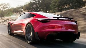 Tesla Roadster in pictures: Elon Musk's surprise package that could become the fastest ...