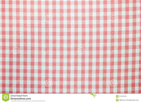 pattern picnic tablecloth stock photo image