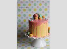 Tea, Cake & Create Drip Cake with Macarons