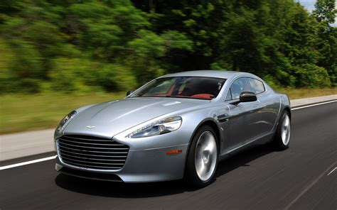 Aston 2020 Strategy by 2018 Aston Martin Rapide News Reviews Picture