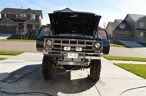 1977 Gmc Sierra Grande 4 U00d74 Original One Of A Kind For Sale