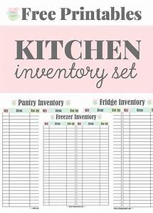 best 25 pantry inventory printable ideas on pinterest With grocery list template for mac