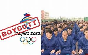 u s organization calls for boycott of beijing olympics