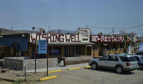 forum cuisine az wishing well saloon restaurant dolan springs arizona