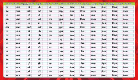 ukg tamil worksheets