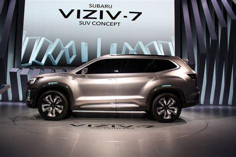 subaru viziv truck 2017 subaru viziv 7 suv concept picture 696320 car