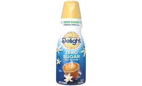 It acts as the base for the creamer. International Delight Redesigns Packaging for Sugar-Free ...