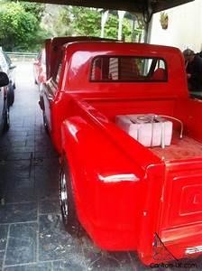 Chevy C10 Stepside Ute 1967