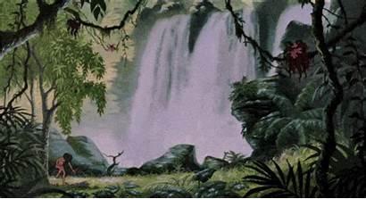 Jungle Animated Action Disney Film Bts 3d
