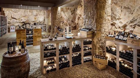 underground wine cellar chateau saint martin spa