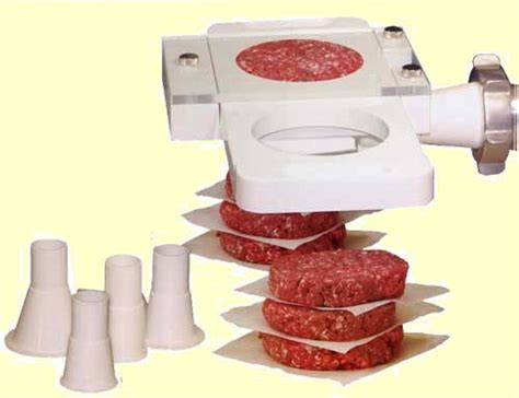 sausage mold maker commercial patty maker burger press