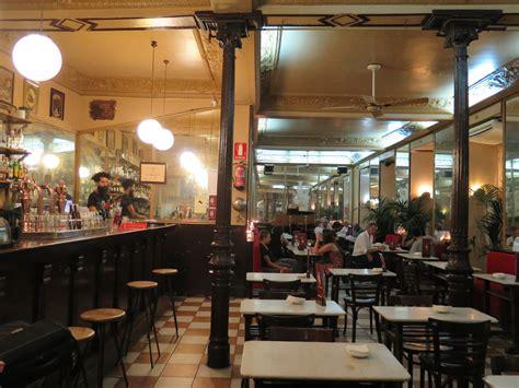 A 114-year-old Art Noveau Café In Lavapiés