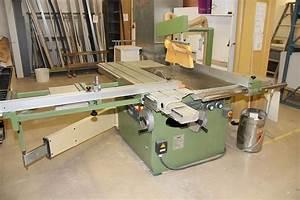 Sliding Table Saw My New Sliding Table Saw Hammer K3 Basic