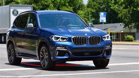 2018 Bmw X3 M40i On The Road  Motor1com Photos