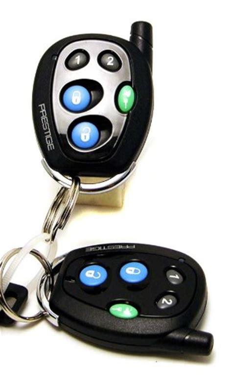 Prestige Car Alarm Manual