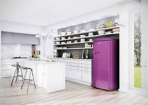 Amerikanischer Kühlschrank Retro Design : retro k hlschr nke 32 modelle die vollkommen im trend liegen ~ Sanjose-hotels-ca.com Haus und Dekorationen