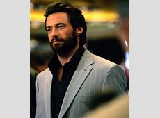 Hugh Jackman Screen Worn HUGO BOSS X Men Movie Prop Gray