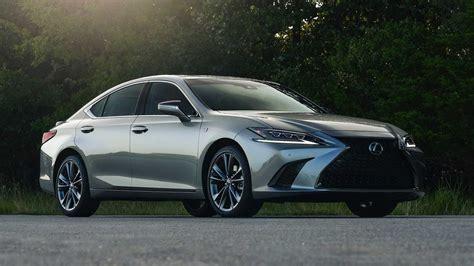2021 Lexus ES Gets All-Wheel Drive, Limited Black Line Trim